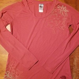 The north face womens top